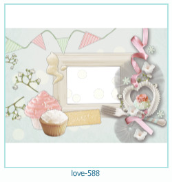 love Photo Frame 588