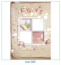 love Photo Frame 589