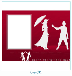 love Photo frame 591
