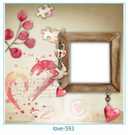 love Photo Frame 593
