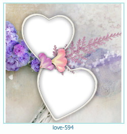 love Photo Frame 594