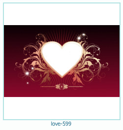 love Photo Frame 599
