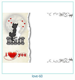 love Photo frame 60
