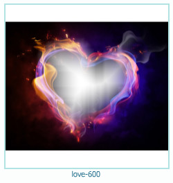 love Photo Frame 600