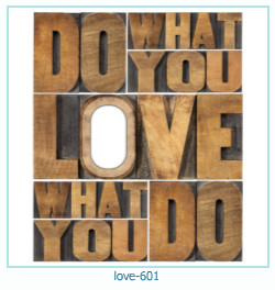 love Photo Frame 601