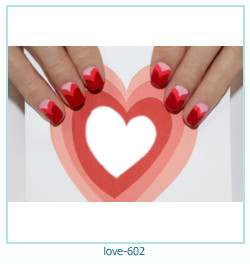 love Photo Frame 602