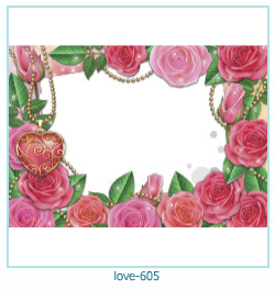 love Photo Frame 605