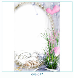 love Photo frame 612