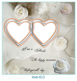 love Photo Frame 613