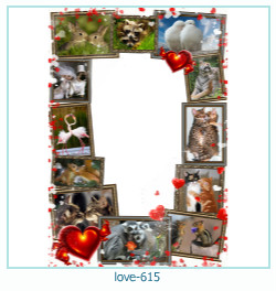 love Photo Frame 615