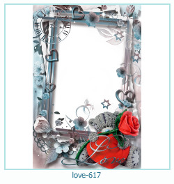 love Photo Frame 617