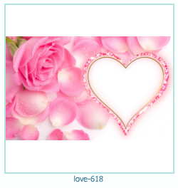 love Photo Frame 618
