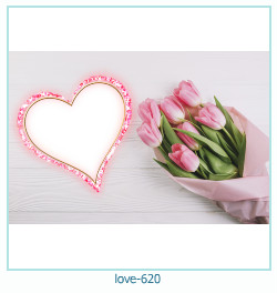 love Photo Frame 620