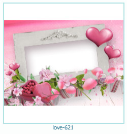 love Photo Frame 621