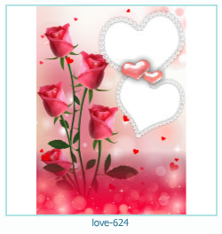 love Photo frame 624