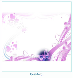 love Photo Frame 626