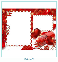 love Photo frame 629