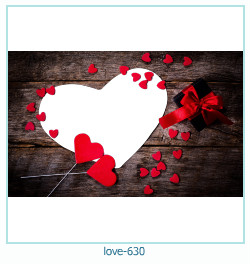 love Photo Frame 630