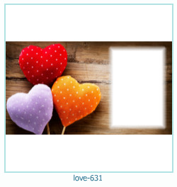 love Photo frame 631
