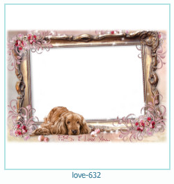 love Photo Frame 632