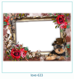 love Photo frame 633