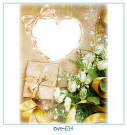 love Photo frame 634