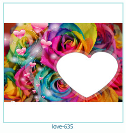 love Photo frame 635
