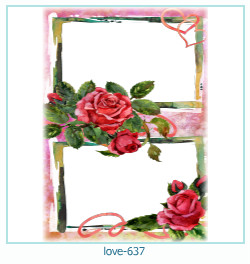 love Photo frame 637