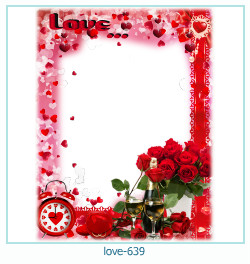 love Photo Frame 639