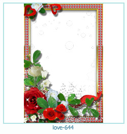love Photo Frame 644