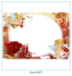 love Photo Frame 645