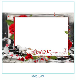love Photo frame 649