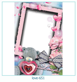 love Photo frame 651