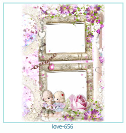 love Photo frame 656