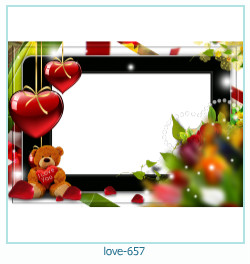 love Photo frame 657