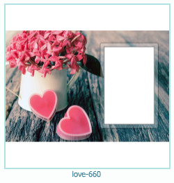 love Photo Frame 660