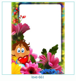 love Photo Frame 661