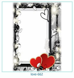 love Photo Frame 662