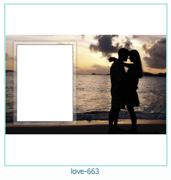love Photo Frame 663