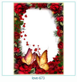 love Photo Frame 673