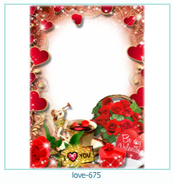 love Photo Frame 675