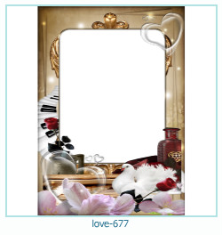 love Photo frame 677