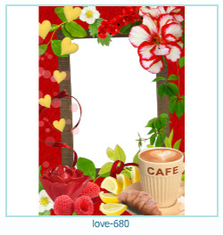 love Photo frame 680