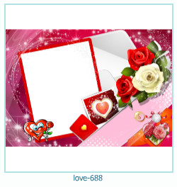 love Photo Frame 688