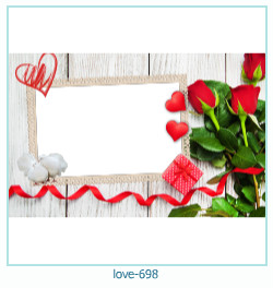 love Photo Frame 698