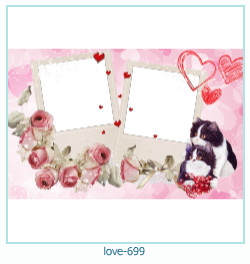 love Photo Frame 699