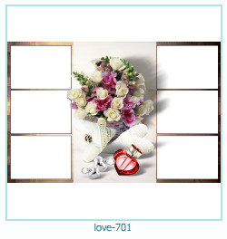 love Photo Frame 701