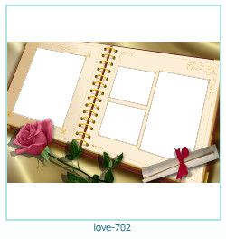 love Photo Frame 702