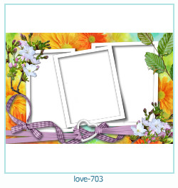 love Photo Frame 703