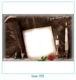 love Photo Frame 705